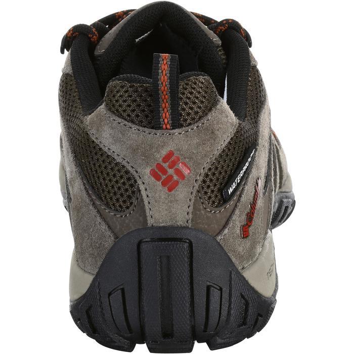 Chaussures de randonnée homme Columbia Redmond 2 imperméable marron/gris - 1144041