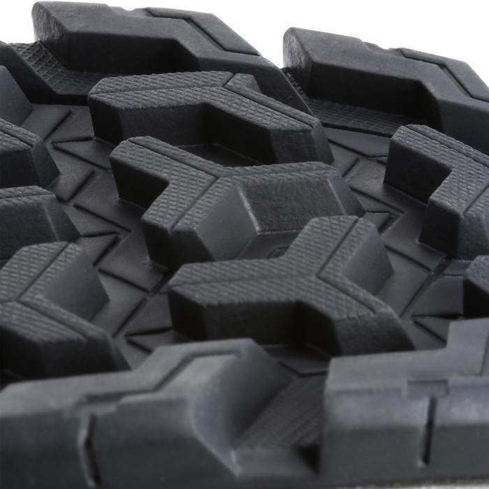 Chaussures de randonnée montagne homme MH100 imperméable - 1144049