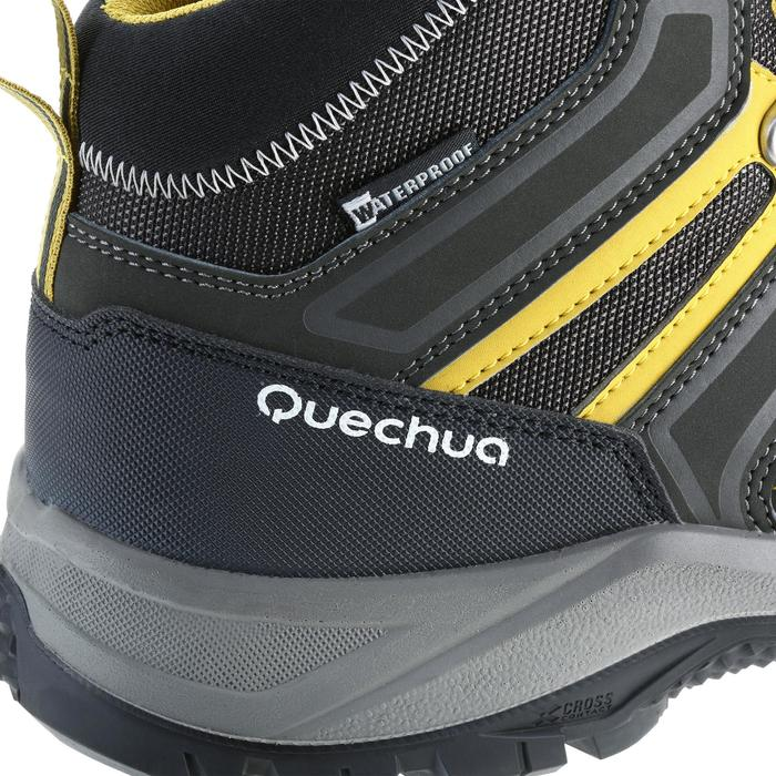 Chaussures de randonnée montagne homme MH100 Mid imperméable - 1144060