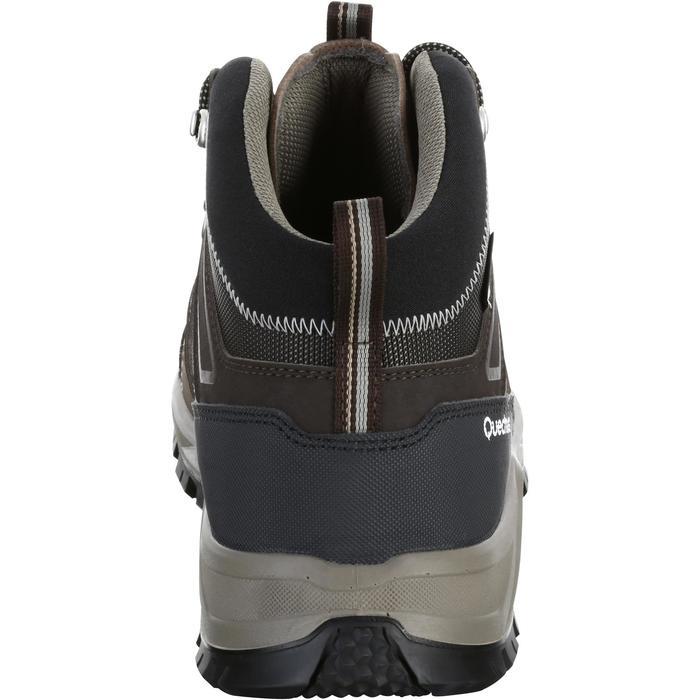 Chaussures de randonnée montagne homme Forclaz 100 Mid imperméable - 1144067