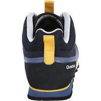 NH500 Men's Waterproof Country Walking Boots - Blue