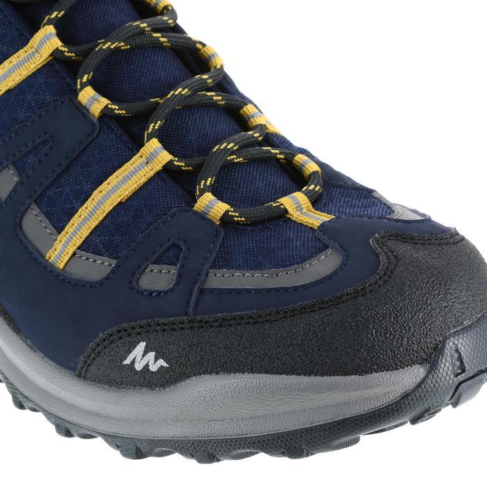 Chaussure Randonnée Quechua Arpenaz 100 Mid Homme Imperméable - 1144090