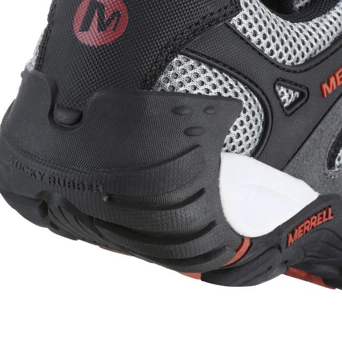 Chaussures de randonnée montagne homme Merrell Crosslander grise - 1144108
