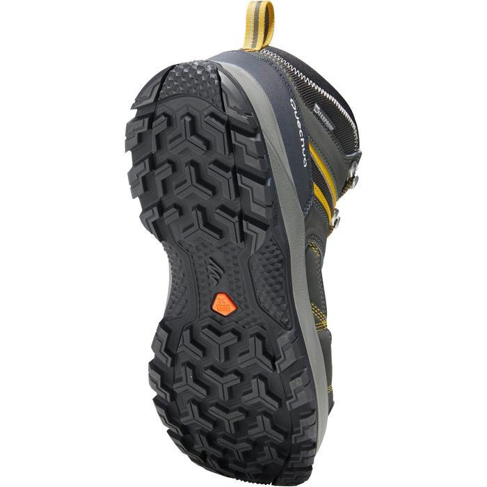Chaussures de randonnée montagne homme MH100 Mid imperméable - 1144114