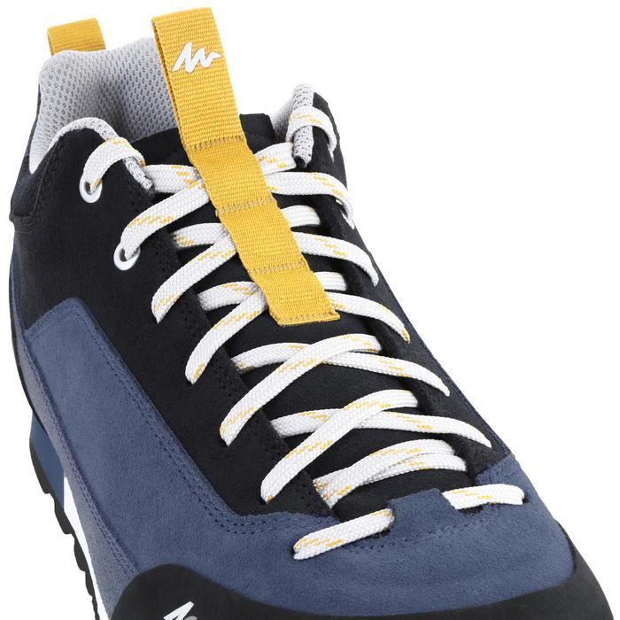 Chaussures de randonnée nature NH500 bleu homme