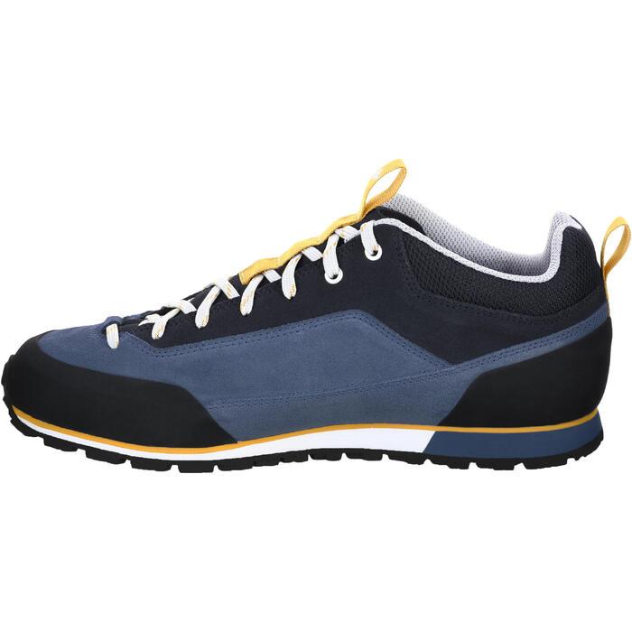 Schoenen voor wandelen in de natuur NH500 blauw heren