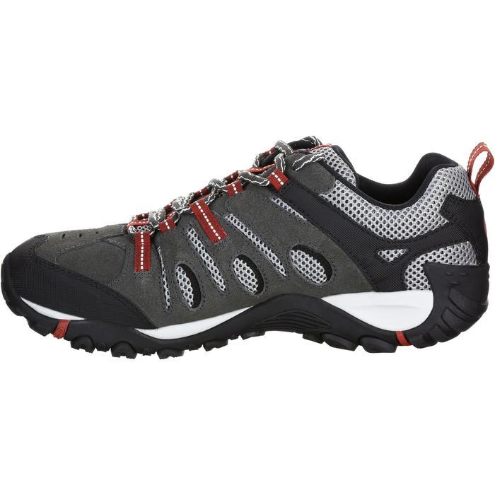 Chaussures de randonnée montagne homme Merrell Crosslander grise - 1144138