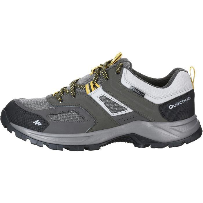 Chaussures de randonnée montagne homme MH100 imperméable - 1144162