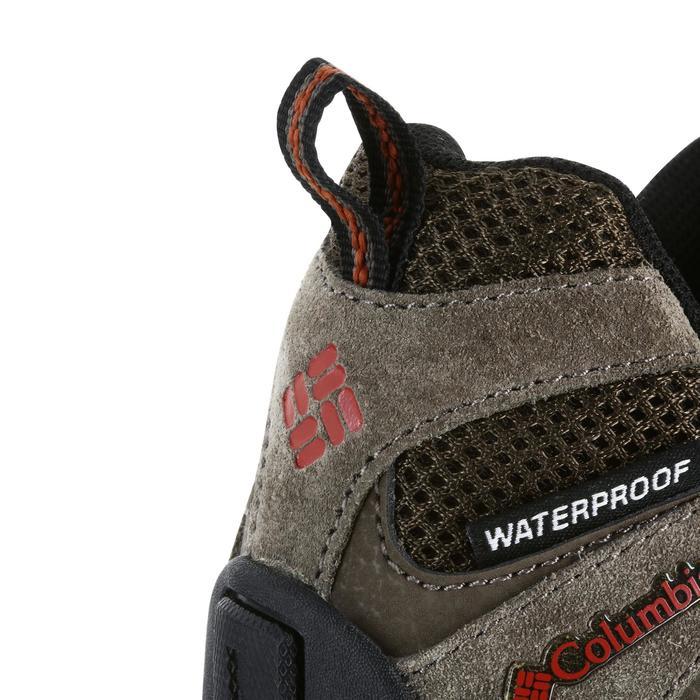 Chaussures de randonnée homme Columbia Redmond 2 imperméable marron/gris - 1144166