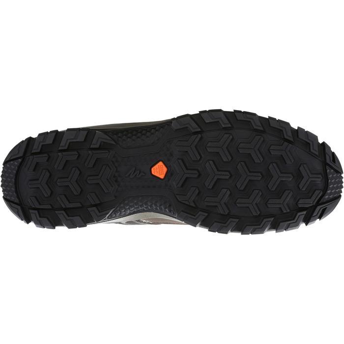 Chaussures de randonnée montagne homme Forclaz 100 Mid imperméable - 1144190