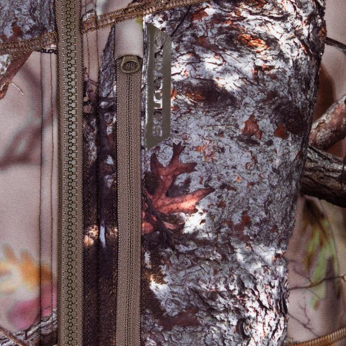 Veste chasse 900 camouflage fluo - 1144253