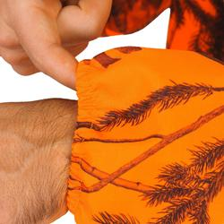 Regenponcho 500 camouflage orange