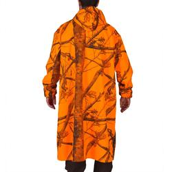 PONCHO IMPERMEABLE 500 CAMO FLUO