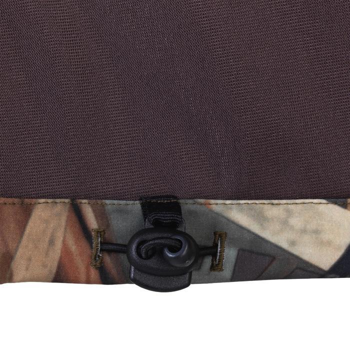 Softshell Caza Solognac Wf500 Camuflaje Marismas