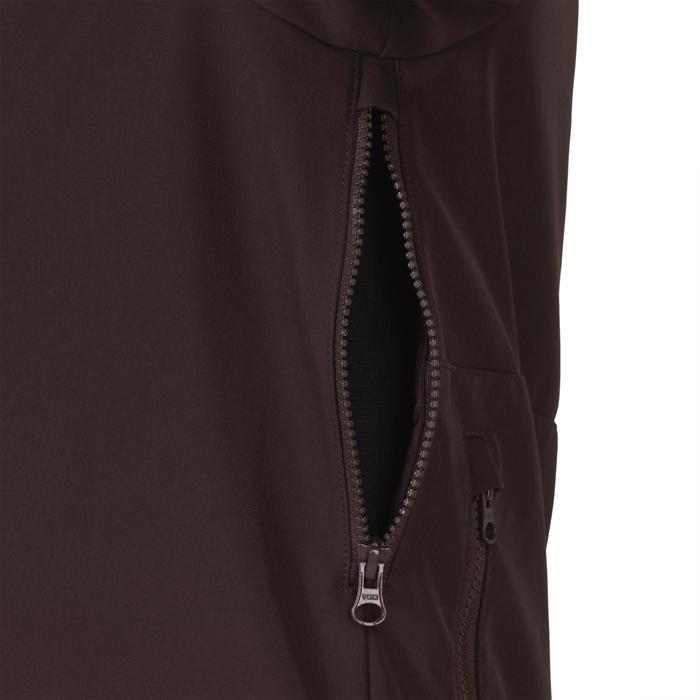 SOFTSHELL chasse 500 FLUO/MARRON - 1144314