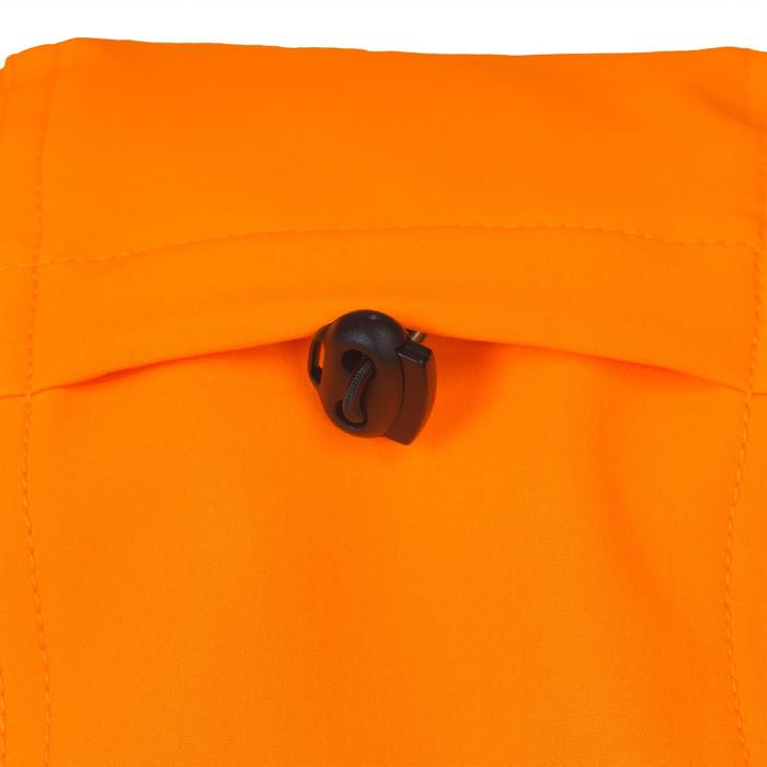SOFTSHELL chasse 500 FLUO/MARRON - 1144319
