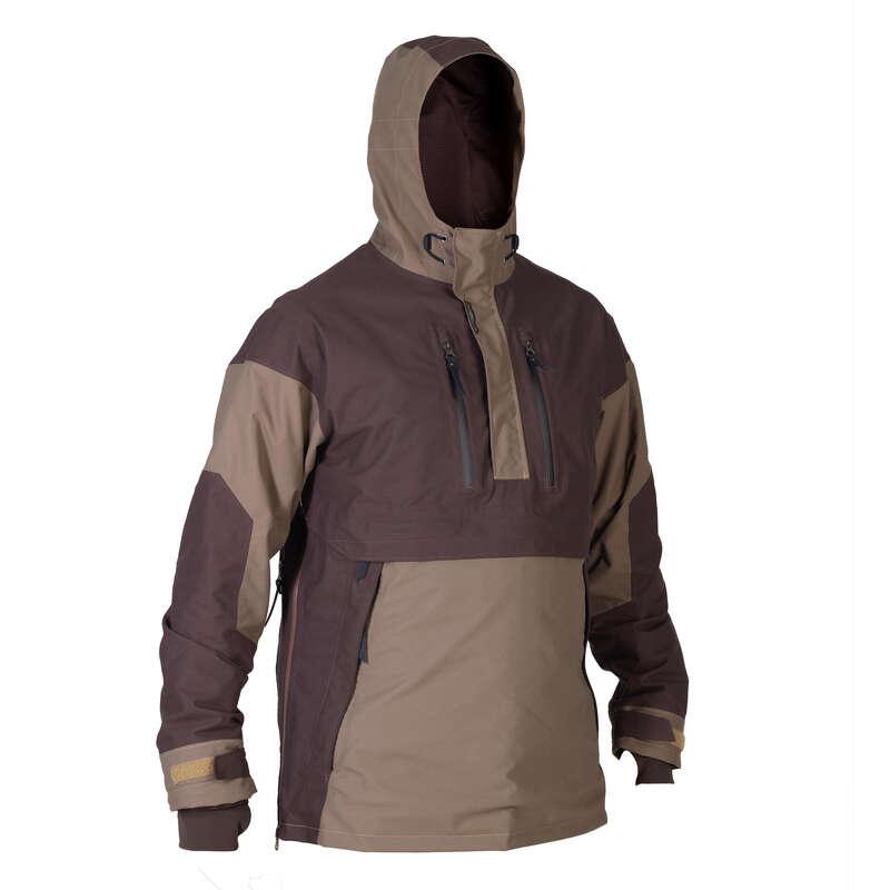 REINFORCED WARTERPROOF CLOTHING - RENFORT 500 W/P SHELL JACKET SOLOGNAC