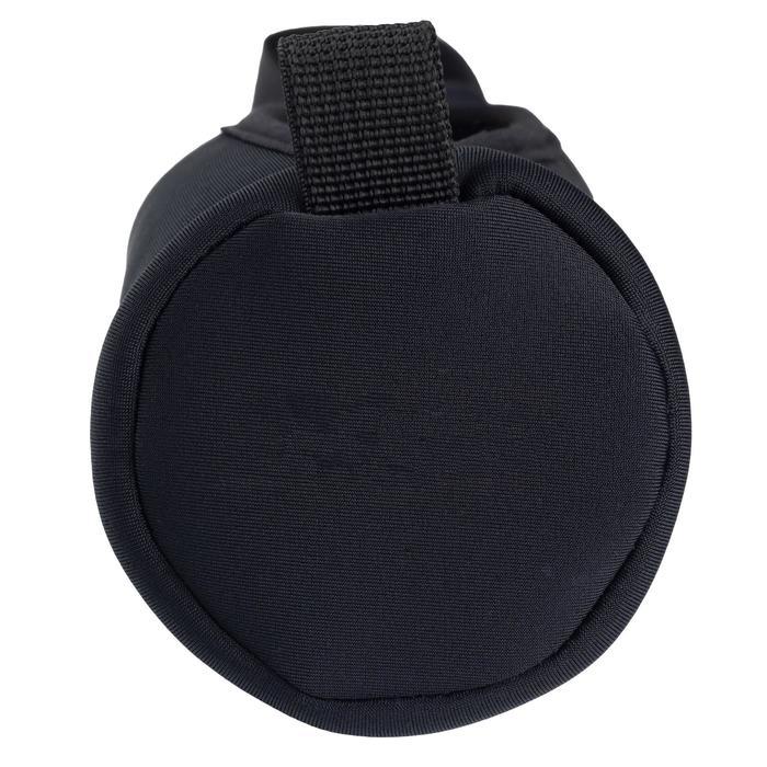 Potector Visor Rifle Caza Solognac Neopreno Negro
