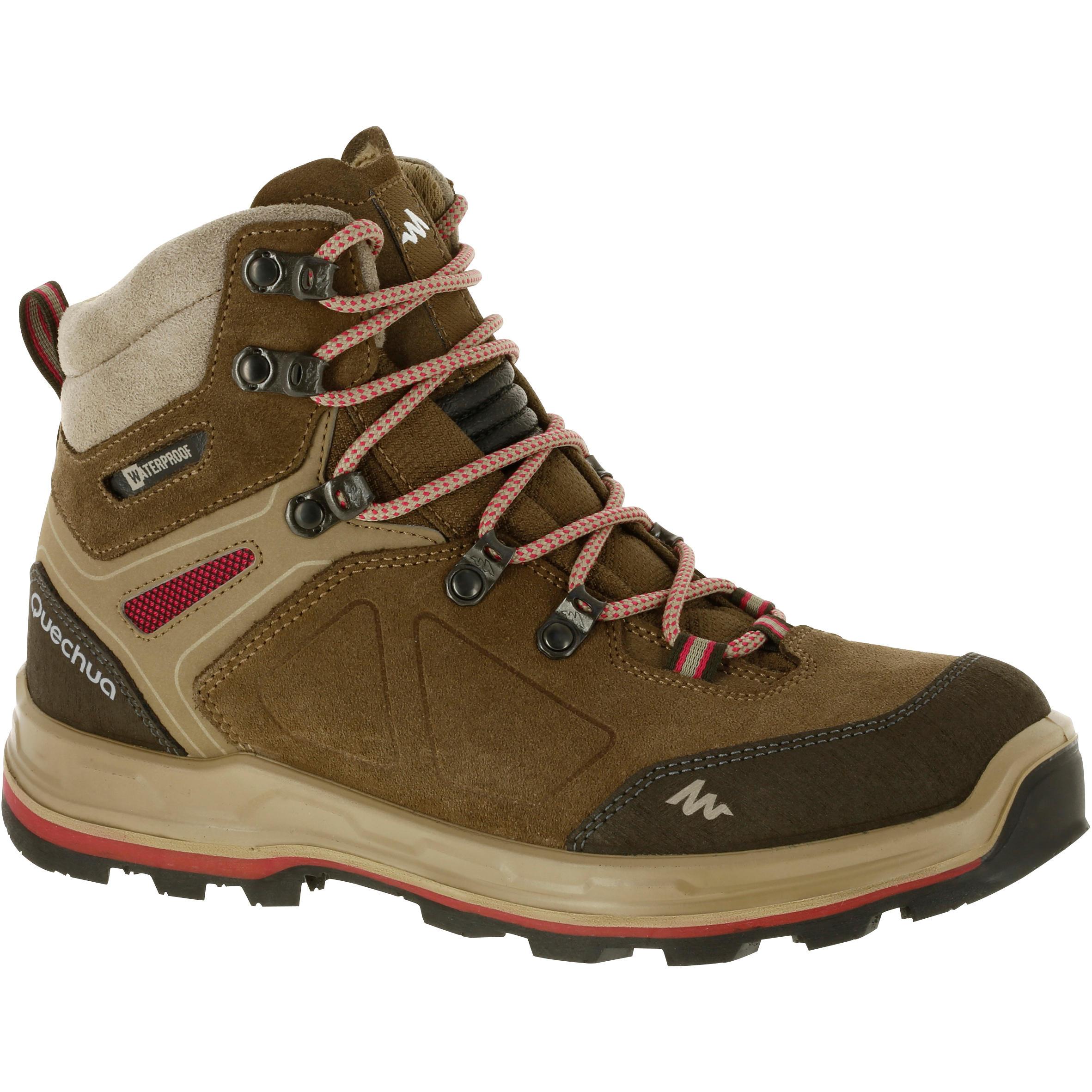 Trek 100 trekking Shoes by Decathlon
