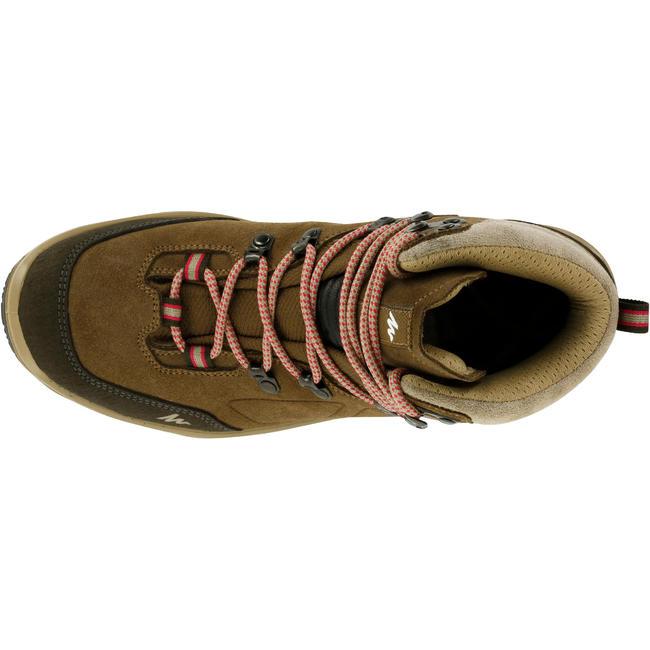 Women's Mountain Trekking Boots TREK100