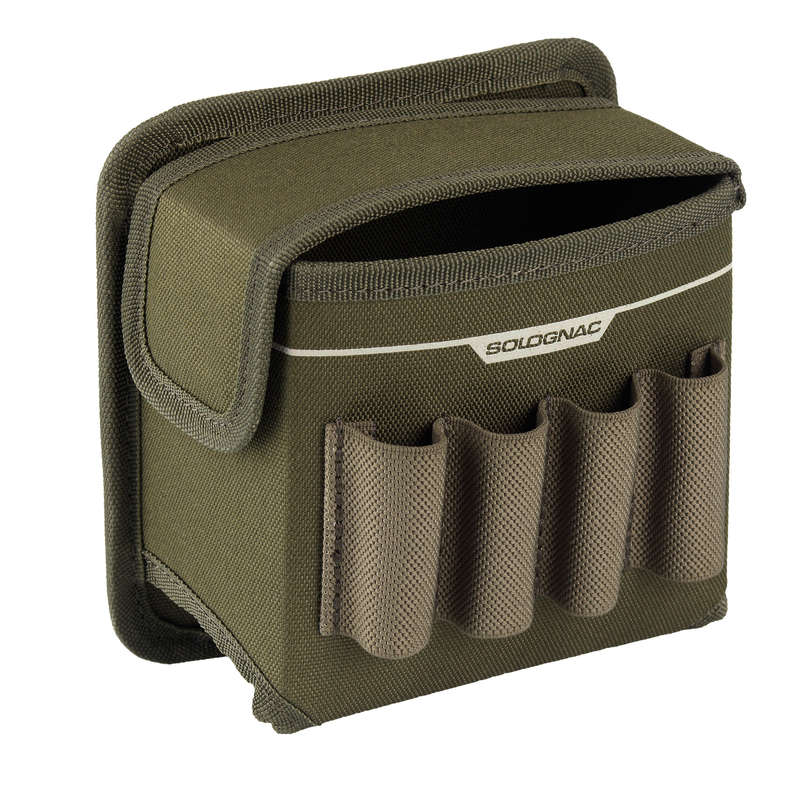 SMALL GAME SHOTGUN/AMMO TRANSPORT Shooting and Hunting - CARRIER 25 CART X-ACC 12 GAUGE SOLOGNAC - Hunting and Shooting Accessories