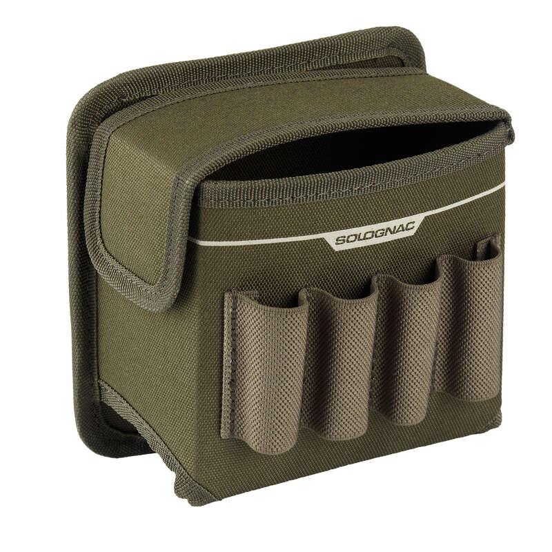 Gewehrfutterale, Munitionskoffer Jagd und Sportschiessen - PATRONENTASCHE 25 PAT. X-ACC SOLOGNAC - Jagdzubehör