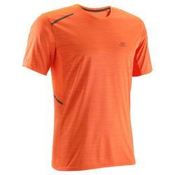 Hardloopshirt Run Dry+ heren oranje