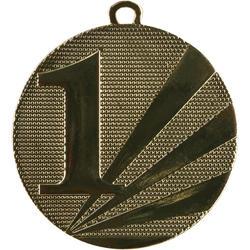 Medaille nr. 1 - 50 mm goud