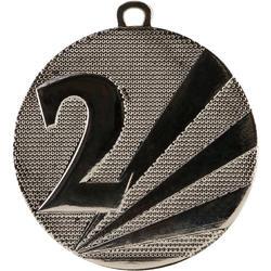 Medaille nr. 2 - 50 mm zilver