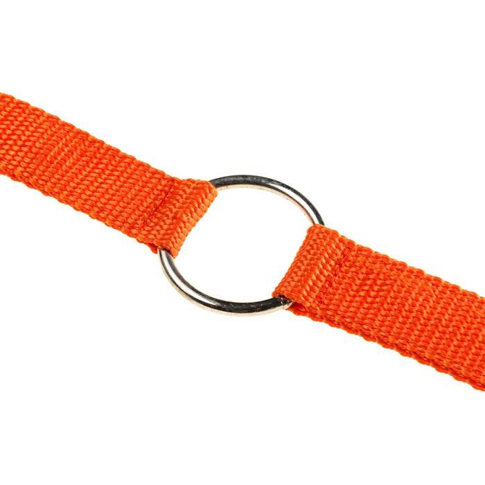 Koppellijn voor 2 jachthonden rood - 1144728