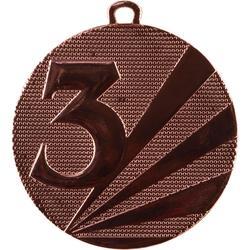 Medaille 3. Platz 50 mm bronze
