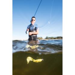 SEÑUELO FLEXIBLE DE PESCA GOWAN 105 YELLOW