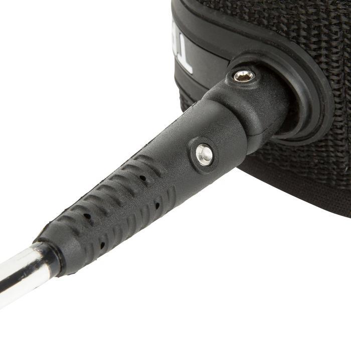 Leash Surf 7' (210cm) Durchmesser 7mm schwarz
