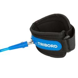 Bodyboard leash 900 blauw