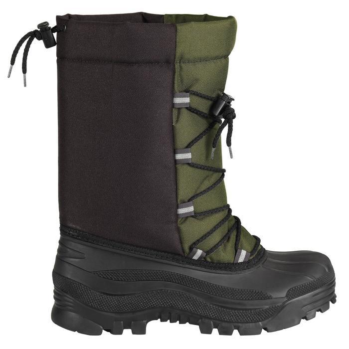 Botte chasse toundra 100 vert - 1144995
