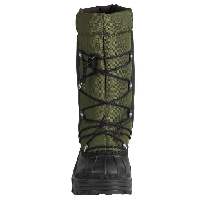 Botte chasse toundra 100 vert - 1144998