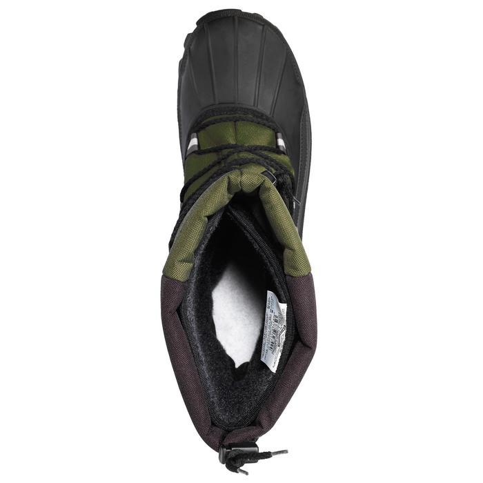 Botte chasse toundra 100 vert - 1144999