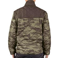 100 Padded Hunting Jacket - Camouflage Green