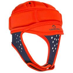 Protección de la cabeza para la práctica del surf, soft , rojo