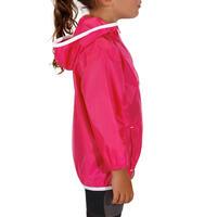 Raincut Children's Waterproof Hiking Jacket – Pink