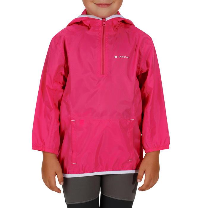 Veste imperméable de randonnée enfant Raincut - 1145149