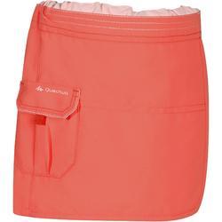 Hike 100 女款兒童健行裙- 珊瑚色