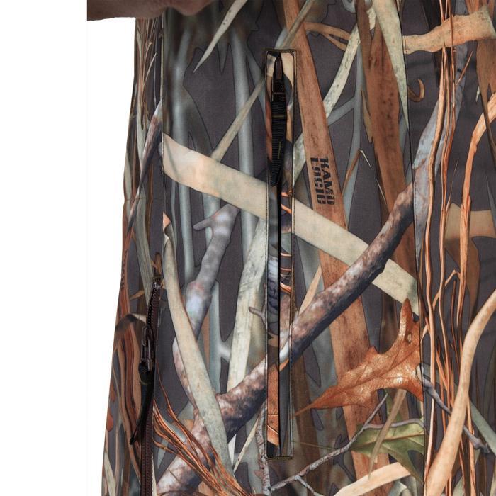 SOFTSHELL 500 DUCK KAMOREED CAMOUFLAGE MARAIS - 1145185