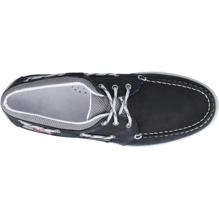 Chaussures bateau cuir homme CLIPPER - 1145188
