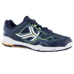 BS860 羽毛球運動鞋 - 黃色/黑色