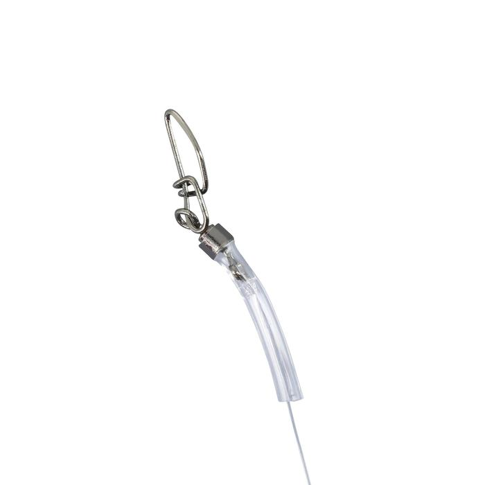Bas de ligne PÊCHE RL LEDGERING HOLEBEADx1 3H N°6 pêche en mer