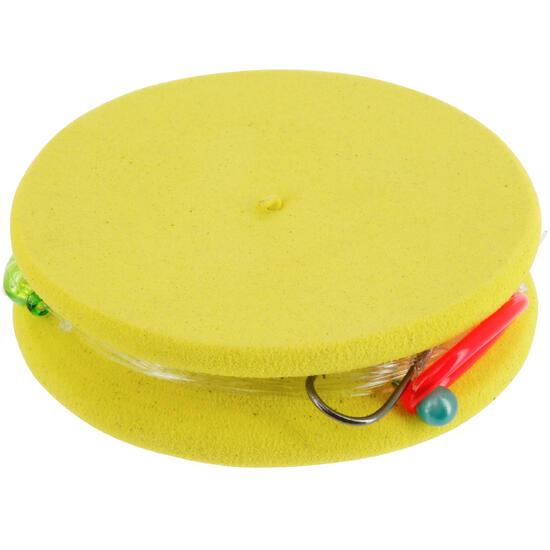 Onderlijn hengelsport RL Ledgering holebead x1 2H nr. 2 - 1145264
