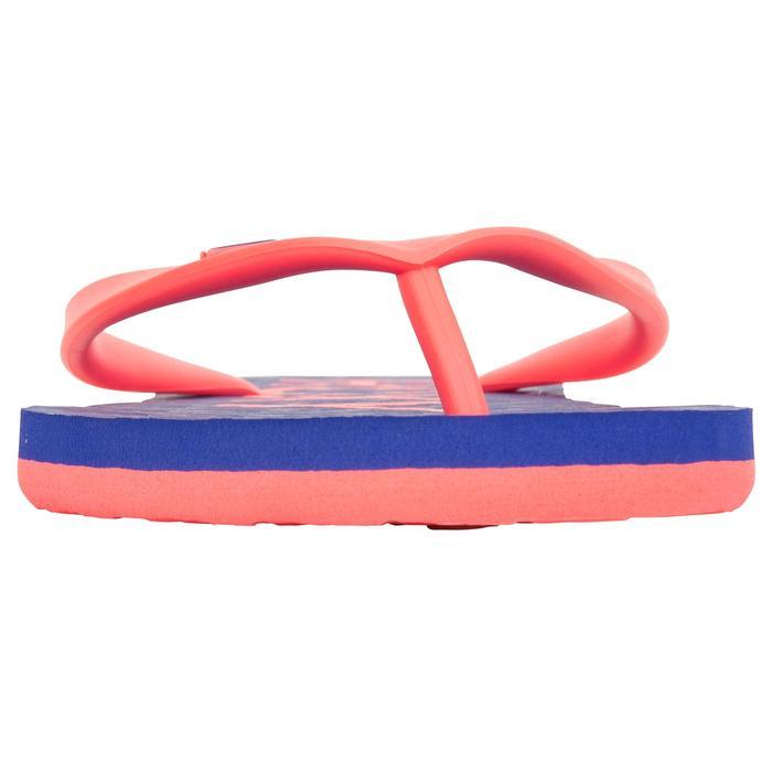 Tongs Roxy LET SEA Blue pink - 1145349