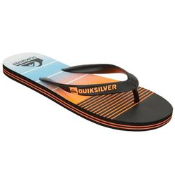 Tongs Quiksilver Division Orange
