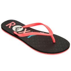Slippers Roxy Sea zwart